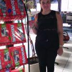 Sorteo Intermedio del 28 de Diciembre- Parlante portatil - Valeria Ramos
