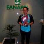 Ganadora Andrea Curbelo