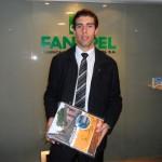 Ganador: Diego López