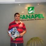 Ganador: Gonzalo Vital. Retira en su nombre (en foto): Juan Manuel Castro