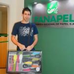 Ganador: Rodrigo Balitzki (en foto)