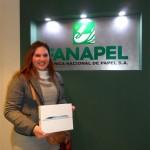 Ganadora (en foto) - Analia D'Orazio