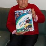Ganador: Magdalena Medina, Retira en su nombre (en foto): Maria del Carmen Medina