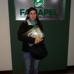 Ganador: Manuel Dominguez Retira en su nombre (en foto): Maria Virginia López
